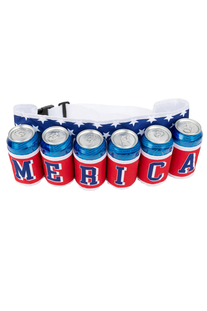 The America The Brew-tiful 'Merica USA Beer Belt