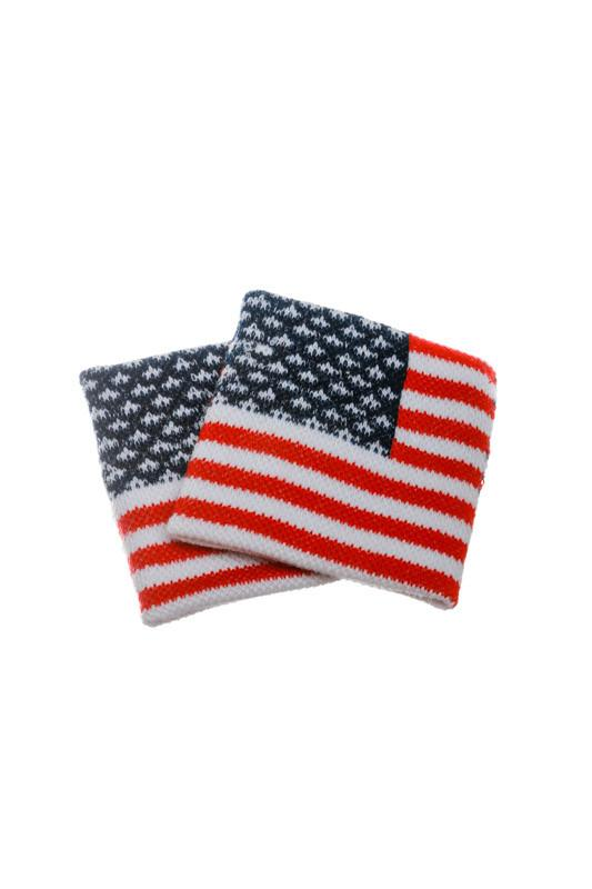 Usa American Flag Sweatbands