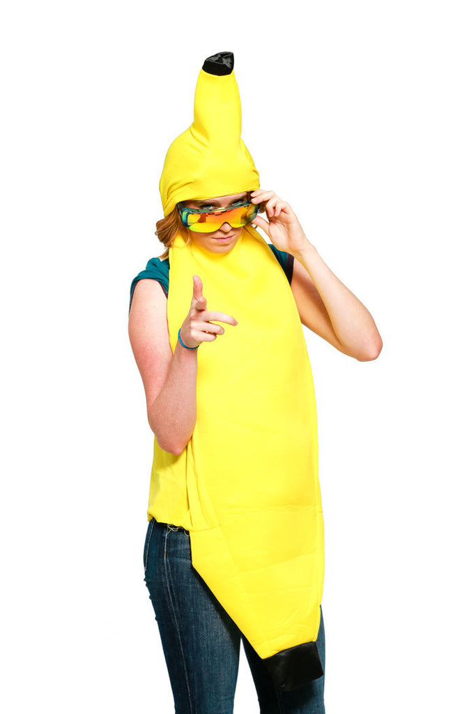 This Sh*t is Bananas Women's Banana Costume - Shinesty