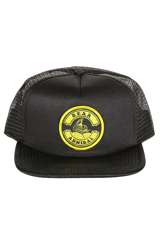 The Admiral Of Ass Black Butt Snorkeler Hat