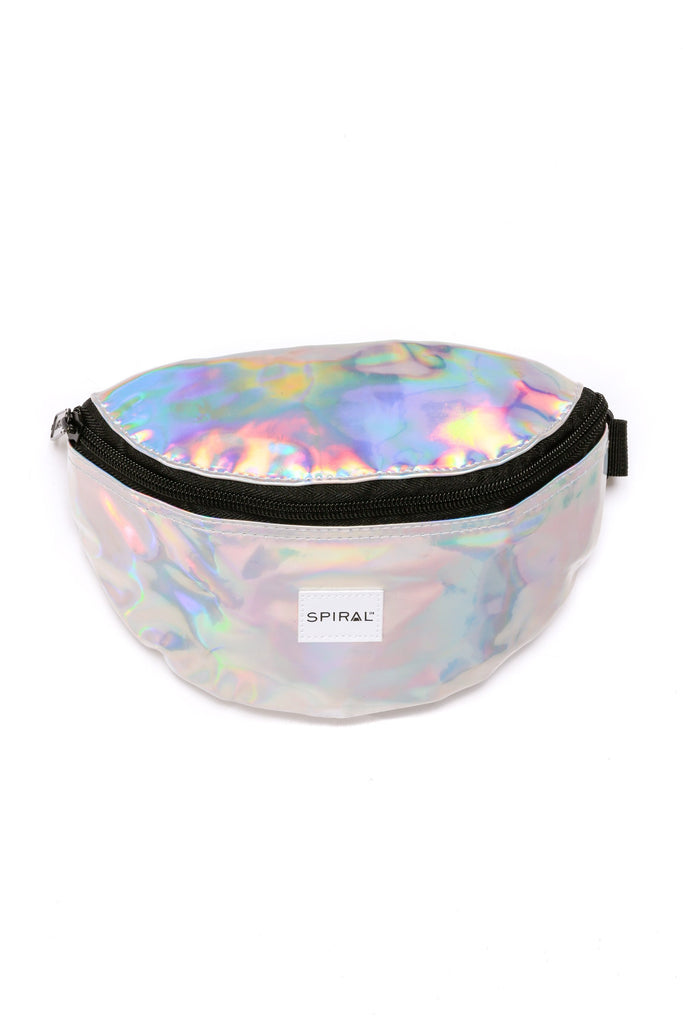 Dealing Dimes Holographic Fanny Pack