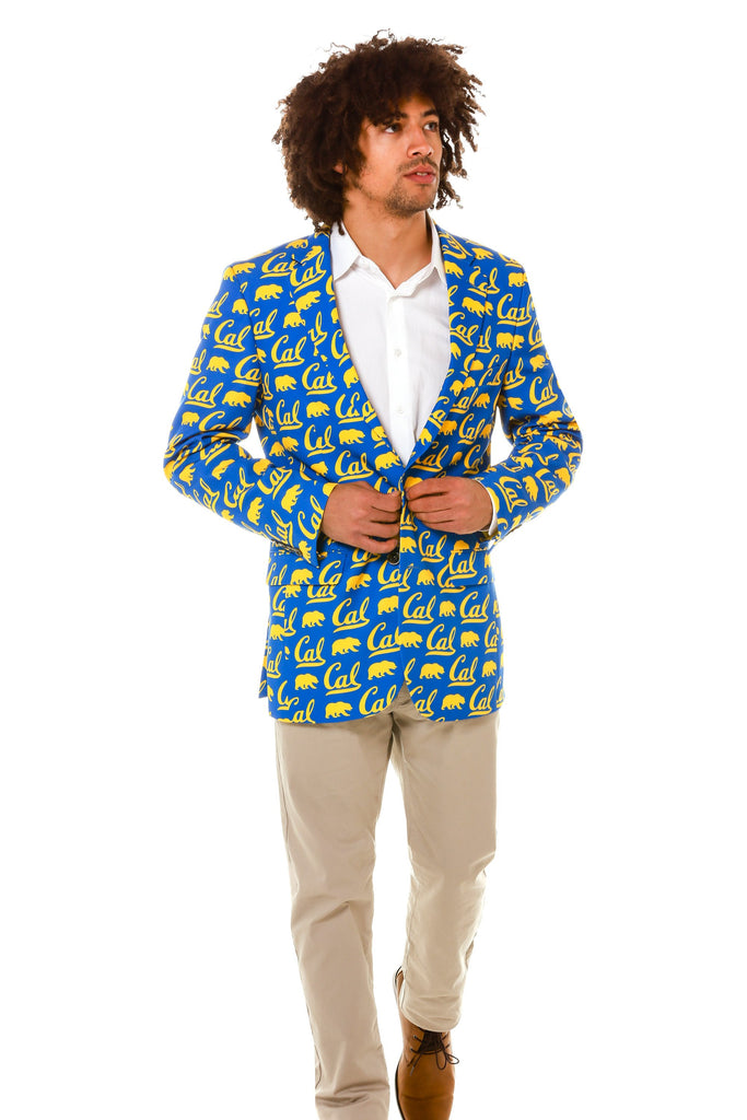 The Golden Bear Get Up - Cal Gameday Blazer