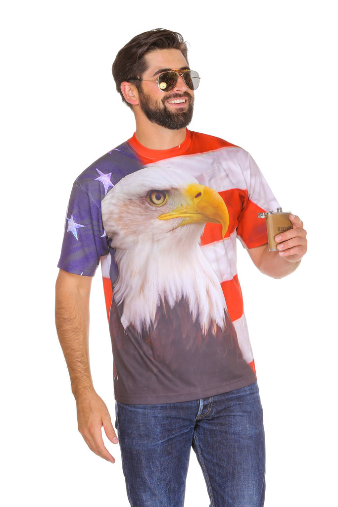 An Extremely Large Eagle Bald Eagle T-Shirt