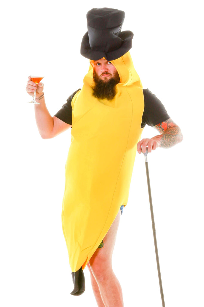The Drunk Banana Men's Banana Costume