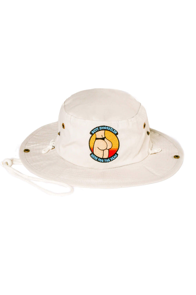 Shaded Spanker Buttcket Bucket Hat