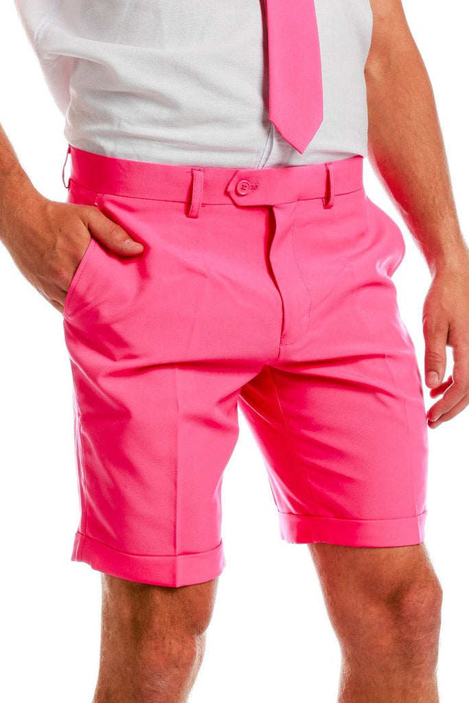 The Pantera Rosa Summer Dress Shorts by Opposuits