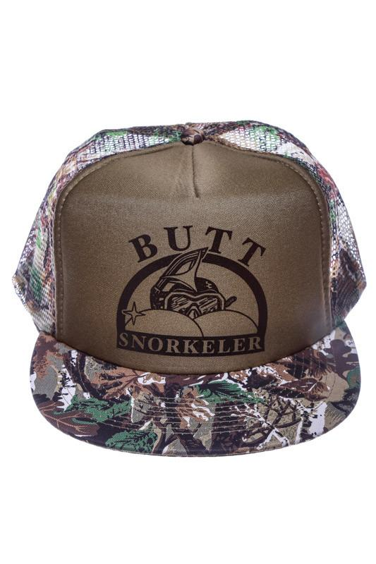 The Rogue Butt Snorkeler Snapback Hat