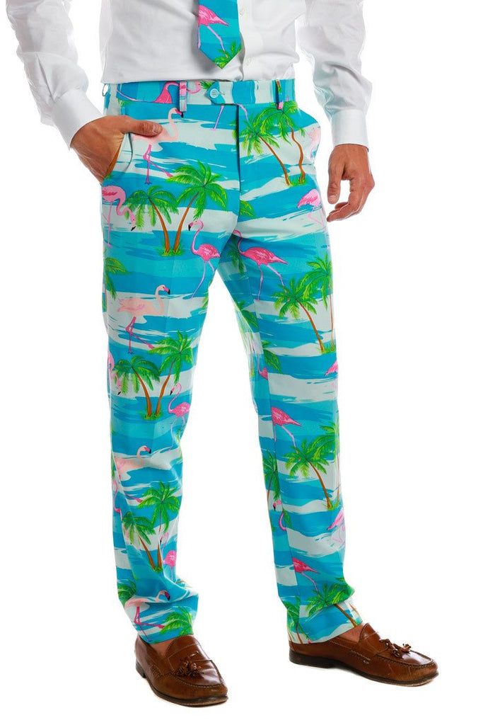 The Grand Cayman Hawaiian Paty Pants