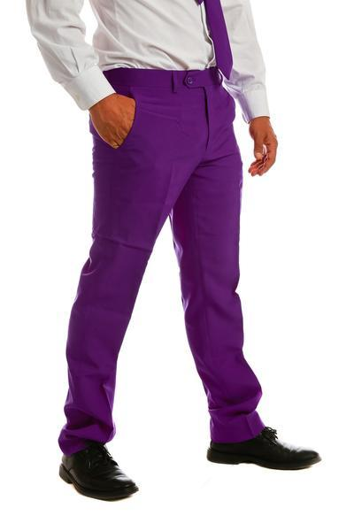 Passion of the Purple Pants