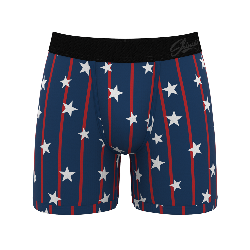 The Classics | Stars and Stripes USA Ball Hammock