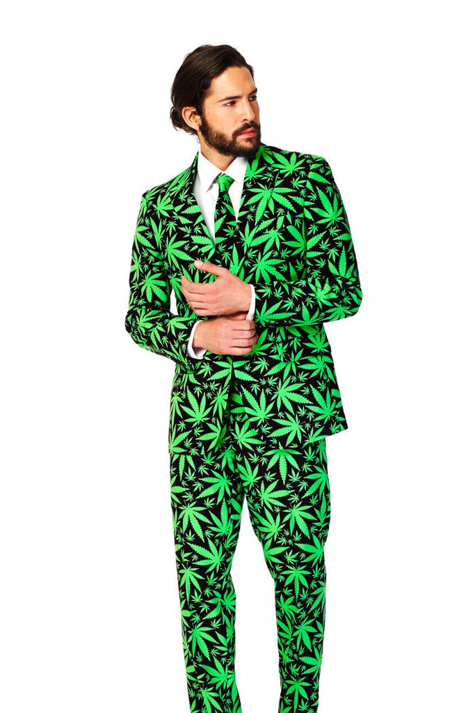 The Hemperor Weed Suit by Opposuits
