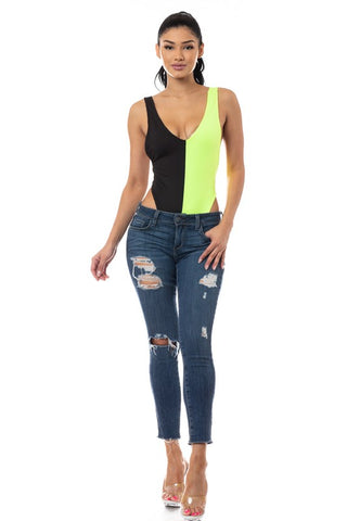 Shego Body Suit