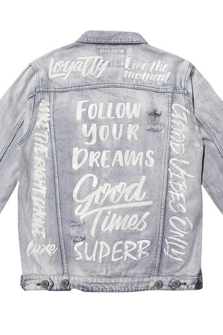 FYD Denim Jacket