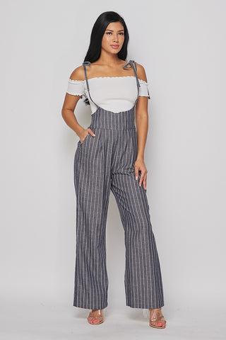 Summertime Fine Striped Pants