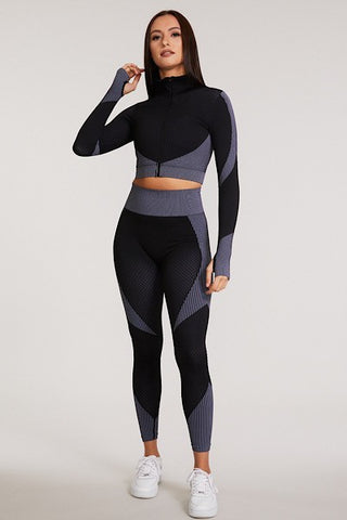 Match My Energy Legging Set - 3 Piece
