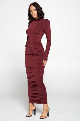 Fine As Wine Maxi Dress