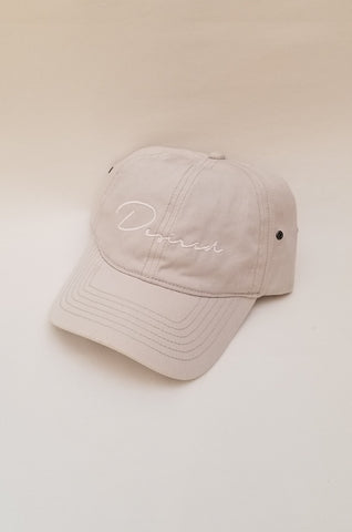 Sandstone Dad Hat - Desired