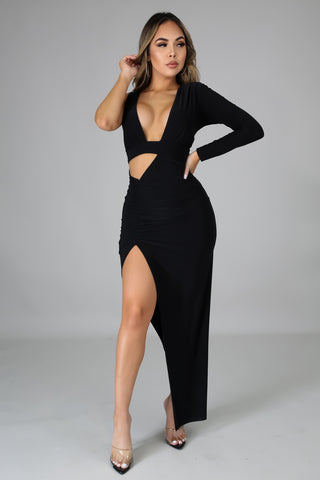 Midnight Rendezvous Dress