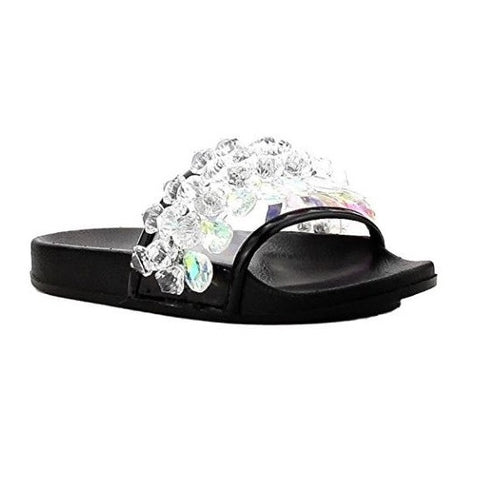 Chandelier Slides - Black