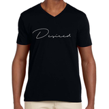 Desired V-Neck - Black