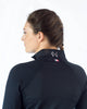 Women's Performance 1/4 Zip Pullover - Black