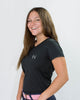 Women's Essential Pocket Tee - Black