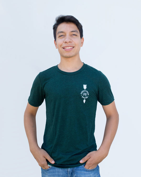 Men's Arrow Tee - Forest