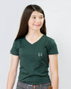Women's Essential Pocket Tee - Pine Grove