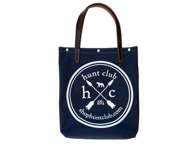The Hunt Club Tote - Havana Brown