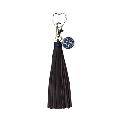 JMK Leather Tassel - Brown