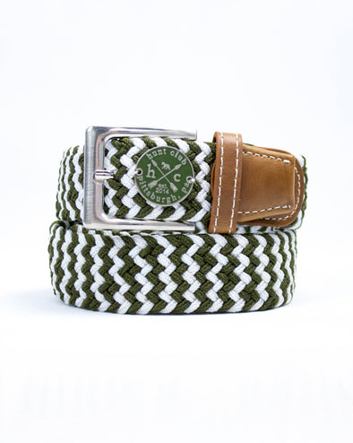 The Derby Belt - Limited Edition Spring Pastures