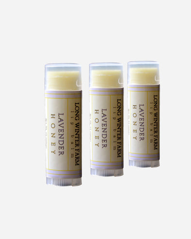 Lip Balm - Lavender Honey