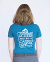 Women's Legends Tee - Heather Teal