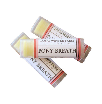 Lip Balm - Pony Breath