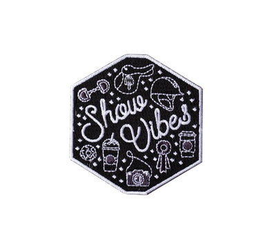 Show Vibes Iron-On Patch