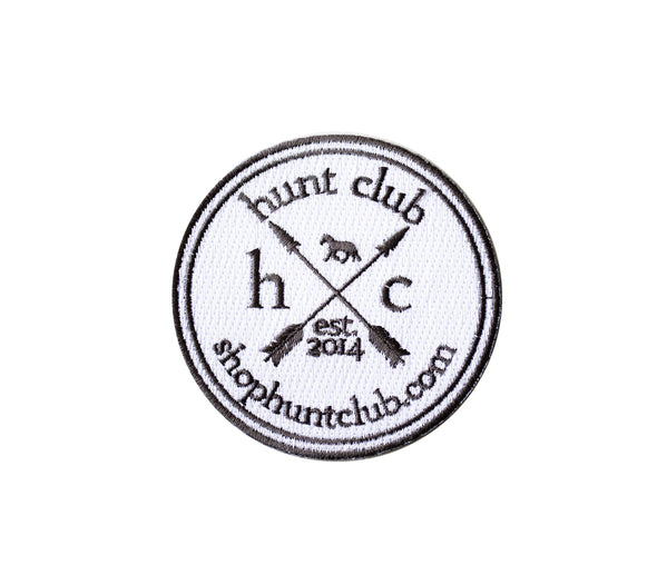 HC Logo Iron-On Patch
