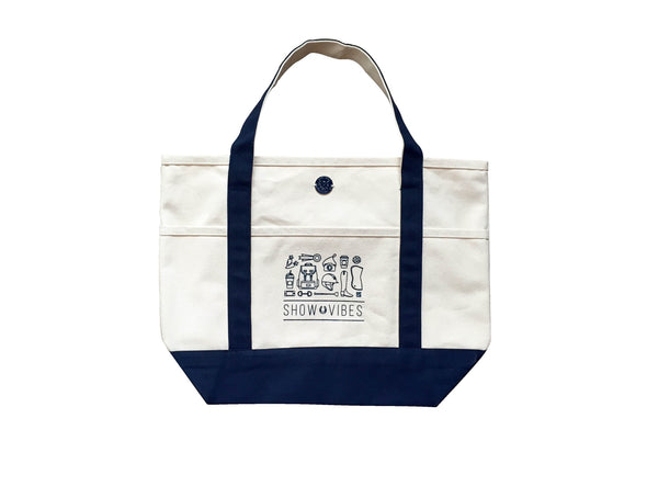 Show Vibes Canvas Tote