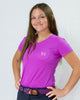 Women's Essential Pocket Tee - Ultraviolet