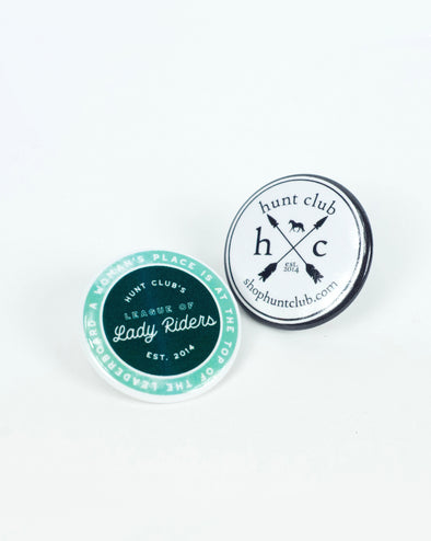 HC Button- 2 PACK