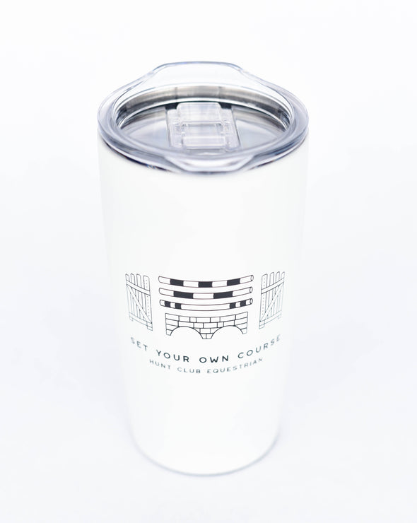 The Coursewalk Insulated Tumbler