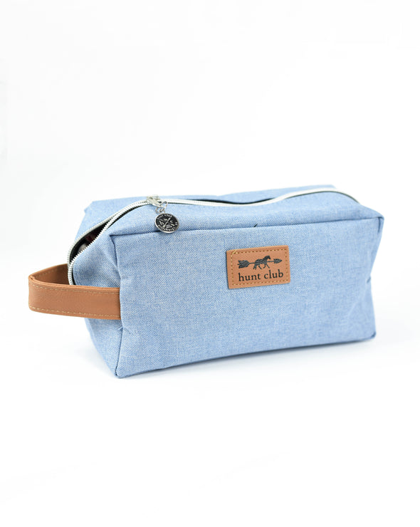 The Showbound Trunk Pouch - Heather Blue