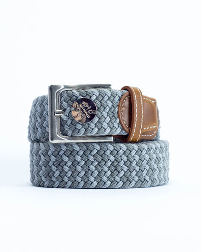 The Derby Belt - Dapple Grey