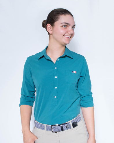 Women's Alba Work Shirt - Everglade