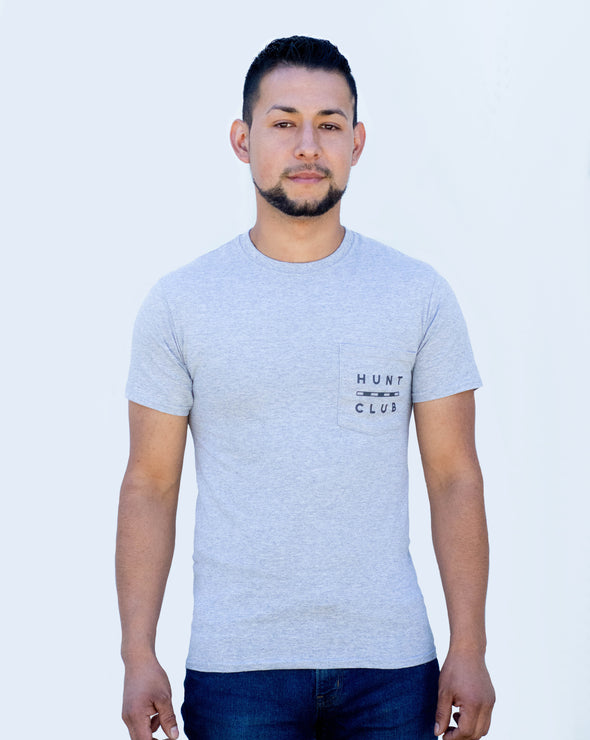 Men's Outfitter Tee - Heather Grey