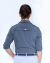 PRE-ORDER Women's Alba Work Shirt - Graphite