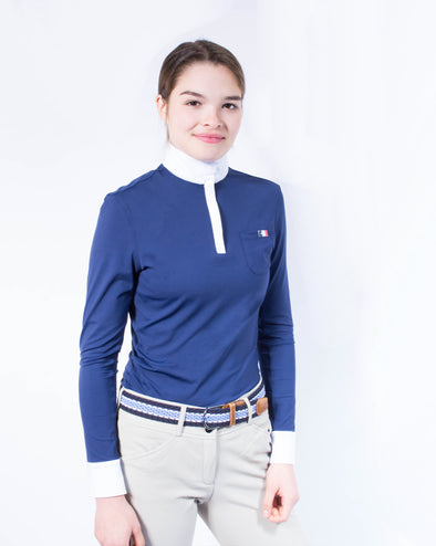 PRE-ORDER Women's Sterling Show Shirt - Navy