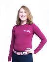 Women's Neigh Long Sleeve