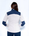 Women's Salto Fleece Jacket - Oatmeal