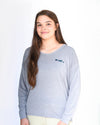 Vuelta Long Sleeve Tee - Pebble