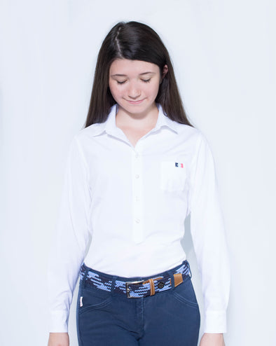 Women's Alba Work Shirt - White
